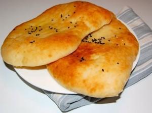 Naan brød - Kopi